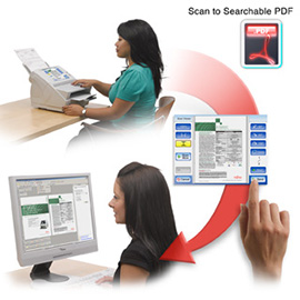 Selecting a Scanner