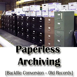 Paperless Archiving